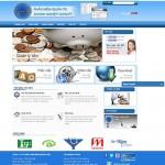 Thiết kế website phần mềm: sunsoft