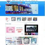 Thiết kế website hoác chất : CÔNG TY TNHH HÓA DƯỢC CHÂU QUÂN
