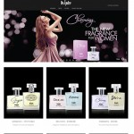 Thiết kế website: mỹ phẩm Deandre