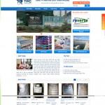 Thiết kế website hóa chất : CÔNG TY TNHH HÓA CHẤT THÀNH PHƯƠNG