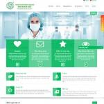 Thiết kế website y tế: Nha khoa việt