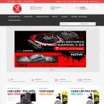 Thiết kế website bán hàng: VŨ TRANG COMPUTER